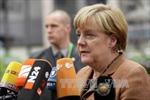 Thủ tướng Đức khẳng định cần có hành động quân sự ở Syria