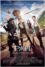 'Pan & vùng đất Neverland'