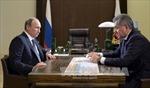 Nga đánh giá cao chiến dịch không kích IS tại Syria
