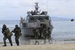 Philippines, Mỹ diễn tập đổ bộ giải cứu đảo
