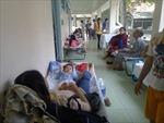 Nguy cơ lây nhiễm chéo khi bệnh viện quá tải
