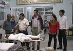Các học sinh bị thương vụ sập mái che trường tiểu học đã hồi phục