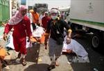 Số nạn nhân thiệt mạng vụ giẫm đạp Mecca lên tới 1.358 người