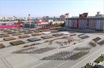Cận cảnh lễ duyệt binh lớn nhất lịch sử Triều Tiên