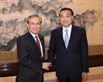 Trung Quốc bắt đầu xây đường sắt cho Thái Lan trong năm nay
