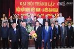 Thành lập Hội hữu nghị Việt Nam - Azerbaijan