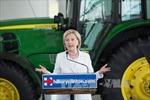 Tỷ lệ ủng hộ bà Clinton giảm mạnh trước thềm cuộc tranh luận đầu tiên