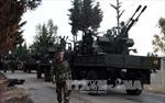Quân đội Syria tiêu diệt 125 tay súng tại Hama