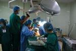 Bệnh viện Chợ Rẫy thực hiện thành công hai ca ghép gan từ người sống