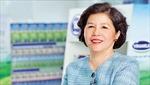 Nữ doanh nhân khai phá ngành sữa Việt