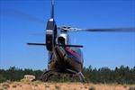Một hành khách sống sót trong vụ rơi trực thăng tại Indonesia