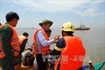 Tiếp tục tìm kiếm hai thuyền viên trên sông Soài Rạp