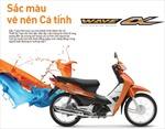 Honda bổ sung Wave Alpha mới, giá không đổi