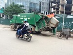Xem xét lại mô hình thu gom, vận chuyển rác thải