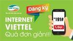 Đăng ký dịch vụ Mobile Internet với cú pháp USSD