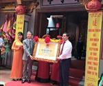 Đình Tú Thị, Hà Nội được xếp hạng Di tích Quốc gia