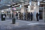 Đường phố Brussels vắng lặng do lo ngại khủng bố