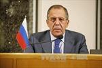 Ngoại trưởng Nga hủy chuyến thăm Thổ Nhĩ Kỳ
