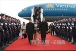 Chủ tịch nước Trương Tấn Sang bắt đầu chuyến thăm Đức