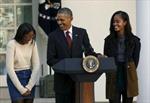 """Ông Obama """"tếu táo"""" trong lễ xá tội gà tây"""