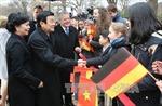 Kết quả chuyến thăm Đức của Chủ tịch nước Trương Tấn Sang