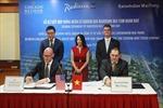 Eurowindow Nha Trang tham gia quản lý khách sạn Radisson Blu Cam Ranh