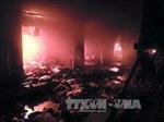 Kon Tum: Cháy lớn gây thiệt hại nhiều tỷ đồng