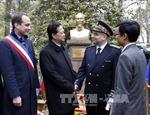 Thủ tướng tiếp Tổng thư ký Hội hữu nghị Pháp - Việt