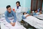 Tích cực chữa trị cho các chiến sỹ bị nhiễm khí độc phốt pho