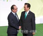 Thủ tướng Nguyễn Tấn Dũng dự khai mạc COP21