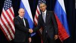 Tổng thống Mỹ, Nga hội đàm kín tại Paris