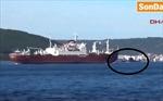 Khoảnh khắc tàu Nga chạm trán tàu ngầm Thổ Nhĩ Kỳ