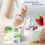 Liệu pháp ngon khỏe ngày Tết bất ngờ đến từ sữa chua