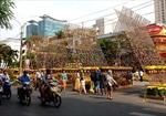 Rộn ràng không khí đón Tết tại TP Hồ Chí Minh