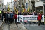 Pegida tuần hành chống nhập cư tại các châu Âu