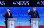 """Mỹ: Các ứng viên Ted Cruz và D. Trump """"vượt trội"""" trong cuộc tranh luận của đảng Cộng hòa"""