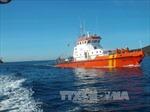 Khánh Hòa: Cứu hộ thành công 2 ngư dân tàu cá gặp nạn ngoài khơi