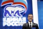 Đảng Nước Nga Thống nhất cầm quyền thay đổi mạnh mẽ ban lãnh đạo