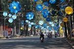 Sài Gòn vắng lặng trong ngày đầu tiên của năm mới