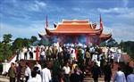 Cà Mau: Đông đảo du khách đến tham quan Khu tưởng niệm Chủ tịch Hồ Chí Minh