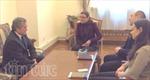 Đại sứ Việt Nam đề nghị Ukraine sớm giải quyết vụ lục soát Làng Sen ở Odessa