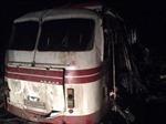 Xe buýt trúng mìn ở Đông Ukraine, 4 người thiệt mạng