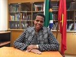 Cái Tết thứ ba của bà đại sứ Nam Phi