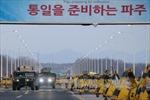 Toàn bộ đường dây nóng liên lạc Hàn-Triều bị cắt đứt