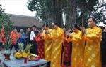 Đại tướng Trần Đại Quang dự Lễ khai bút đầu Xuân tại Quảng Ninh