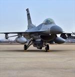 Ấn Độ phản đối Mỹ bán máy bay F-16 cho Pakistan