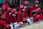 Kết thúc hoạt động tìm kiếm, 116 người thiệt mạng trong vụ động đất tại Đài Loan