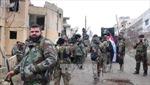 Quân đội Syria tấn công sào huyệt IS