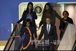 Tổng thống Mỹ kết thúc chuyến thăm Argentina