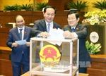 Phê chuẩn bổ nhiệm 3 Phó Thủ tướng, 18 Bộ trưởng và thành viên Chính phủ